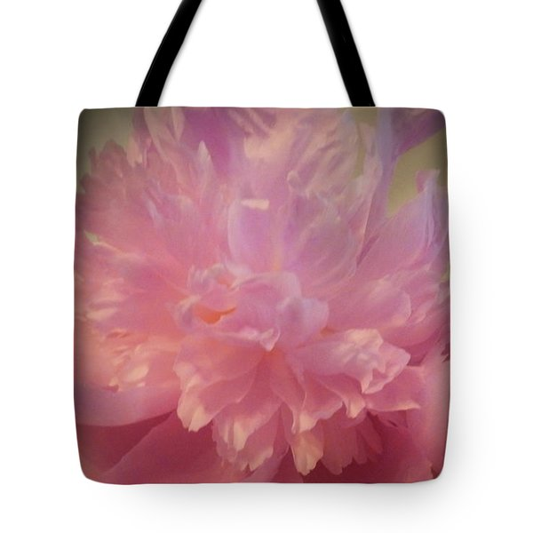 M Shades Of Pink Flowers Collection No. P78 Tote Bag
