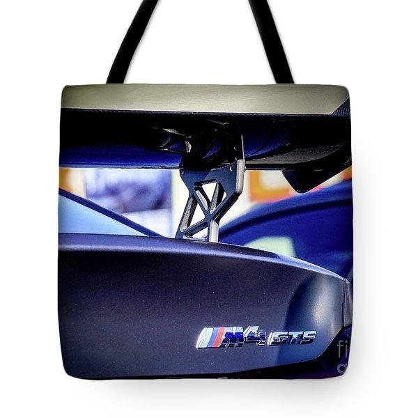M4 Tote Bag