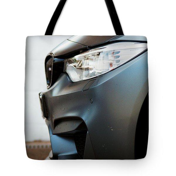 M4 Gts Profile Tote Bag