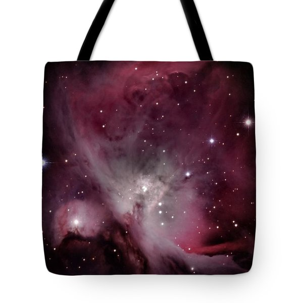 M42 Orion Nebula Tote Bag