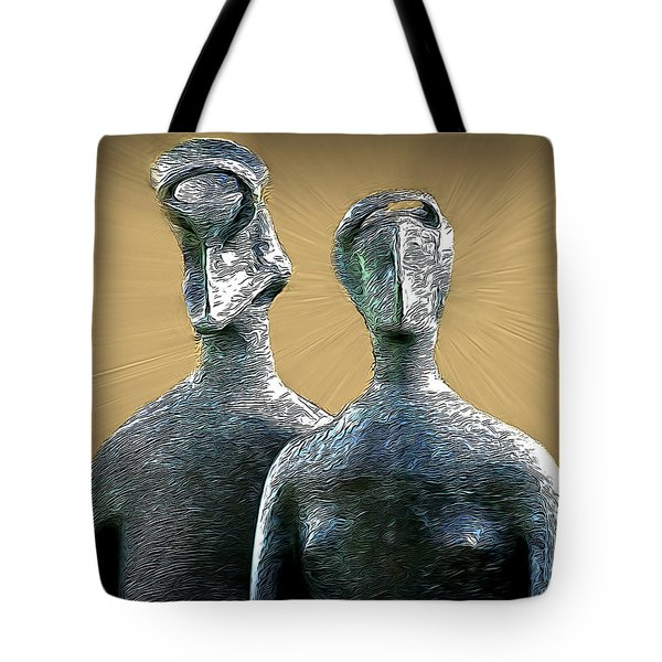 Ma And Pa Welding Tote Bag