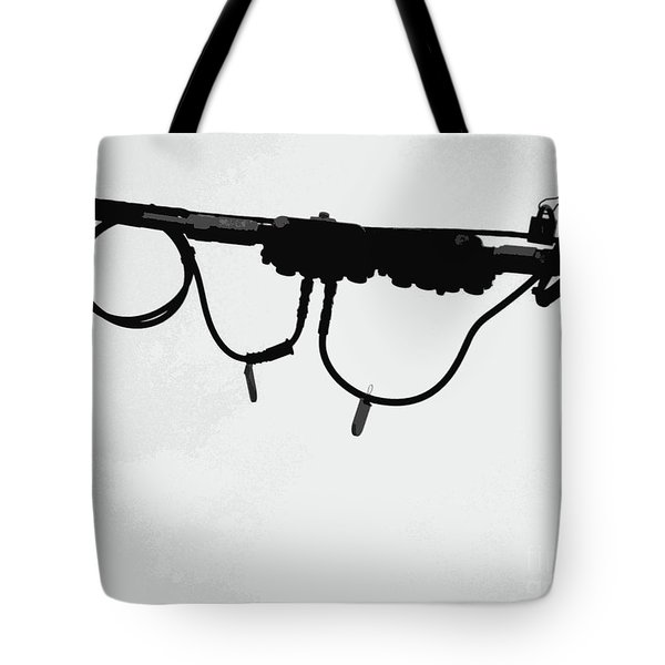 Tote Bag featuring the photograph Ma Bell by Joe Jake Pratt