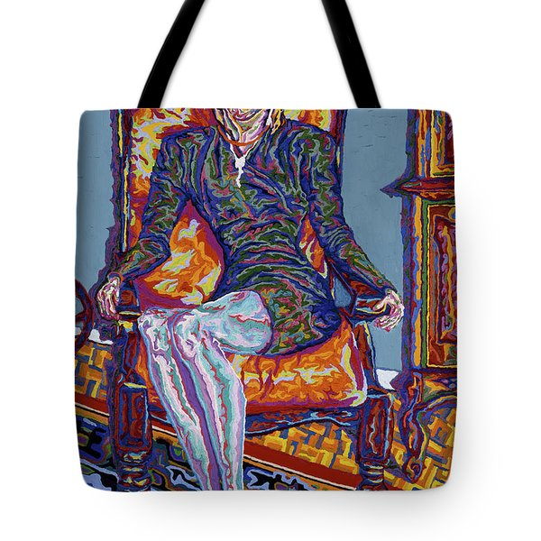 Ma Fiancee Tote Bag by Robert SORENSEN