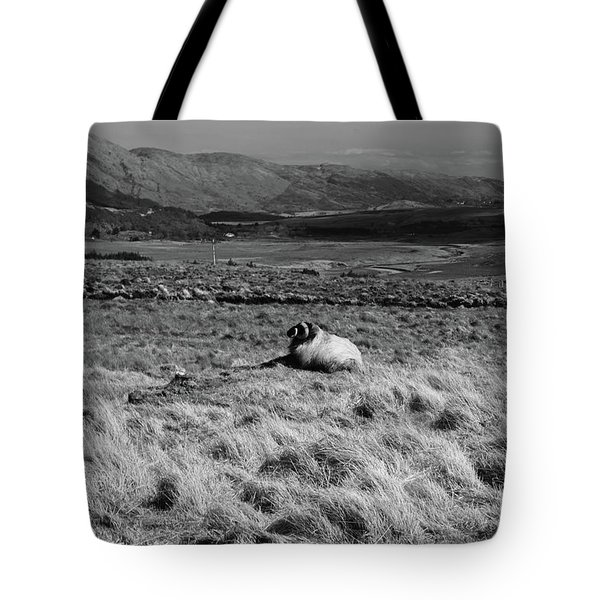 Maam Valley Tote Bag