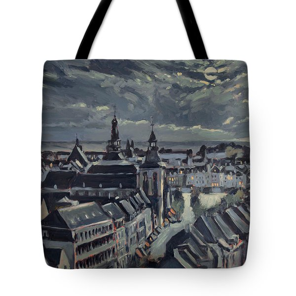 Maastricht By Moon Light Tote Bag