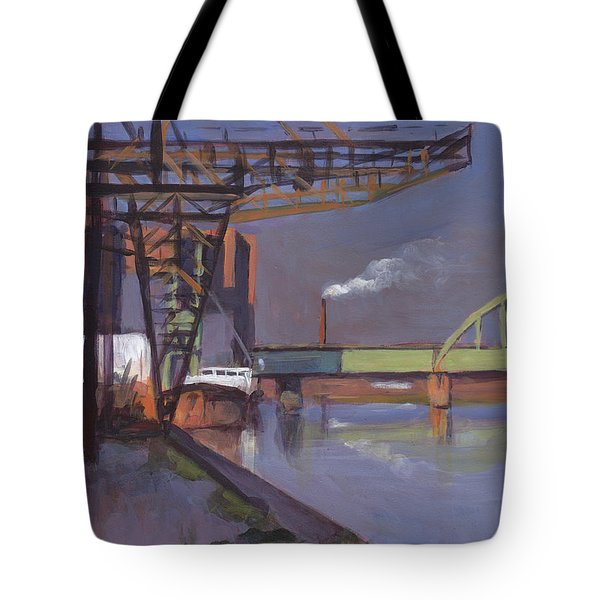 Maastricht Industry Tote Bag