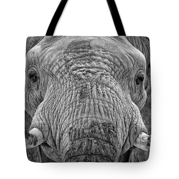 Mabu Up Close N Personal Tote Bag