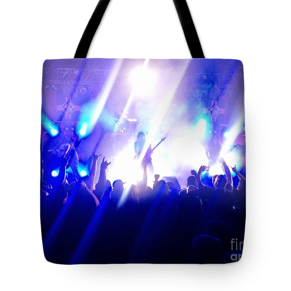 Machine Head 2 Tote Bag