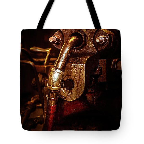 Machine Head 3 Tote Bag