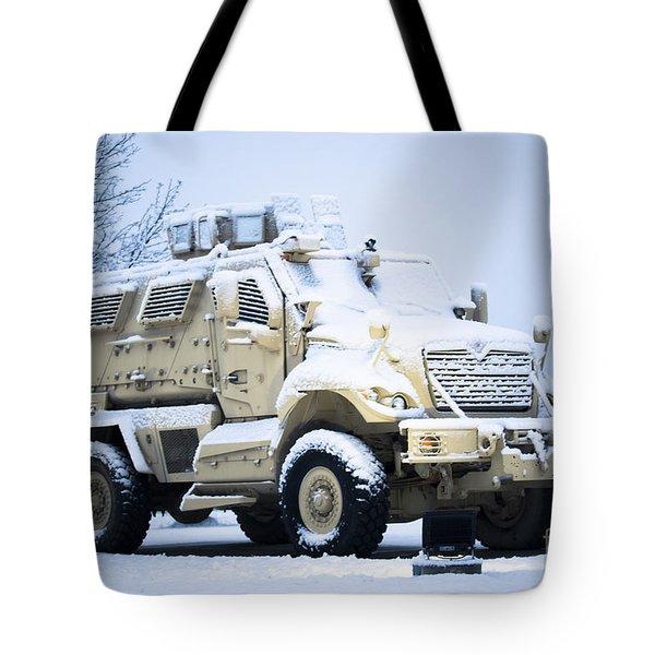 Machines Of War Tote Bag
