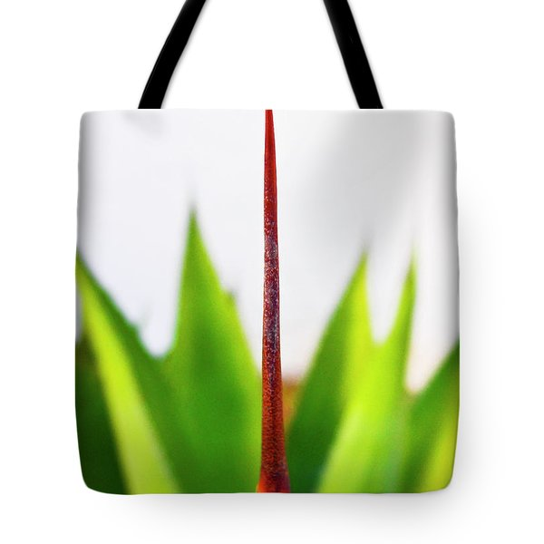 Mack The Knife 3 Tote Bag by Skip Hunt