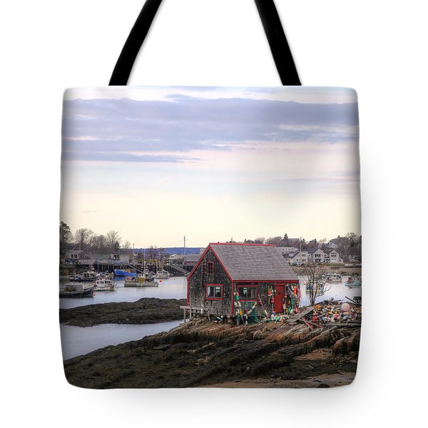 Mackerel Cove Tote Bag