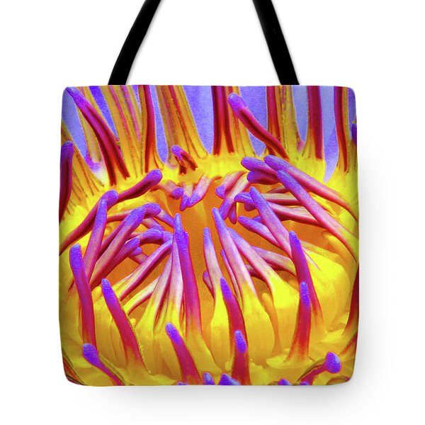 Macro's Lotus Tote Bag