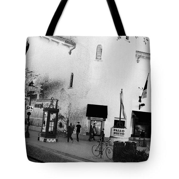 Macy's Santa Barbara Tote Bag by Joe Burns