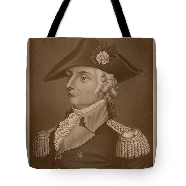 Mad Anthony Wayne Tote Bag