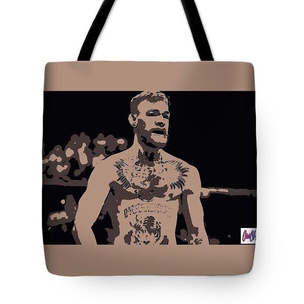 Mad Mcgregor Tote Bag