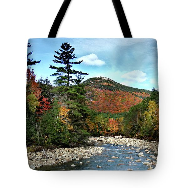 Mad River By Welch And Dickey  Tote Bag