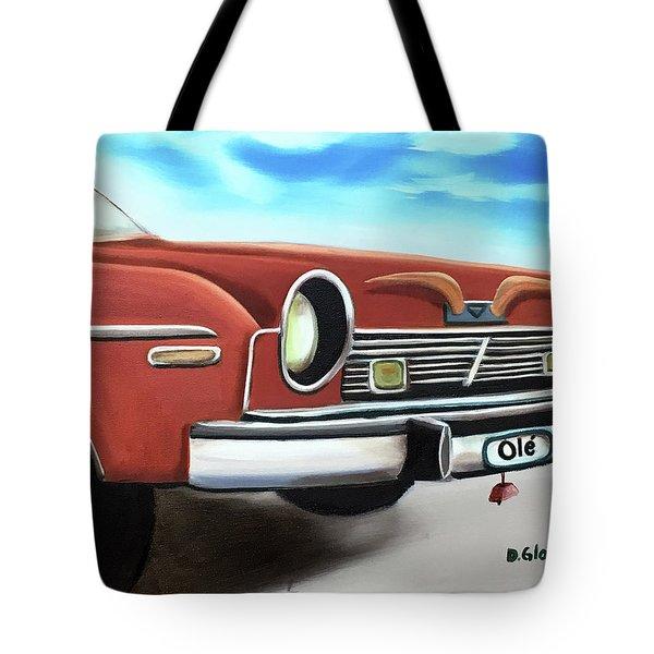 Madador Ole Tote Bag