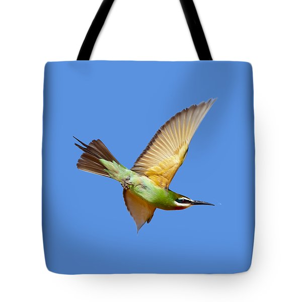 Madagascar Bee-eater T-shirt Tote Bag