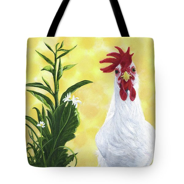 Madame Rouge Tote Bag