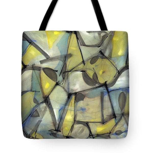 Madcap Light Tote Bag