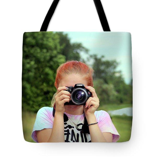 Maddie Ama Tote Bag
