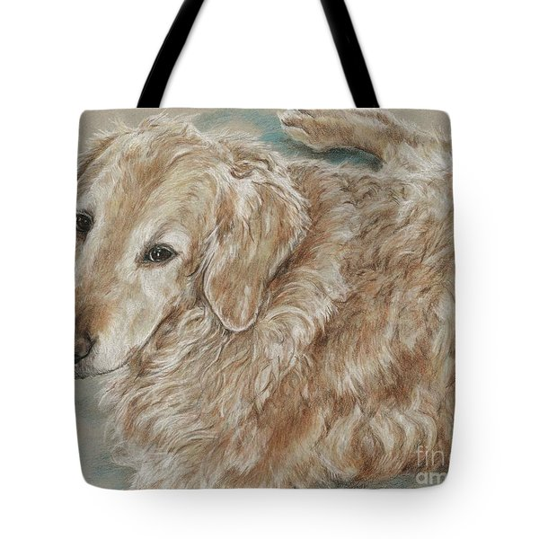 Maddie  Tote Bag by Meagan  Visser