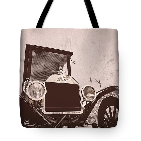 Made In Usa Tote Bag by Caitlyn  Grasso