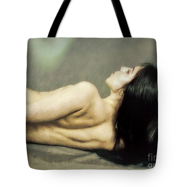 Madison  ... Tote Bag by Chuck Caramella