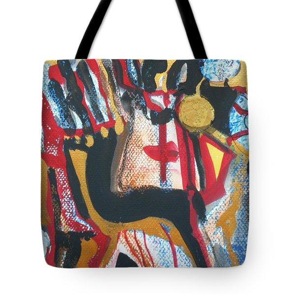 Madonna-1 Tote Bag