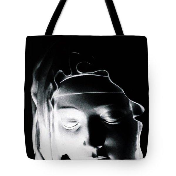 Madonna Tote Bag by Joseph Frank Baraba