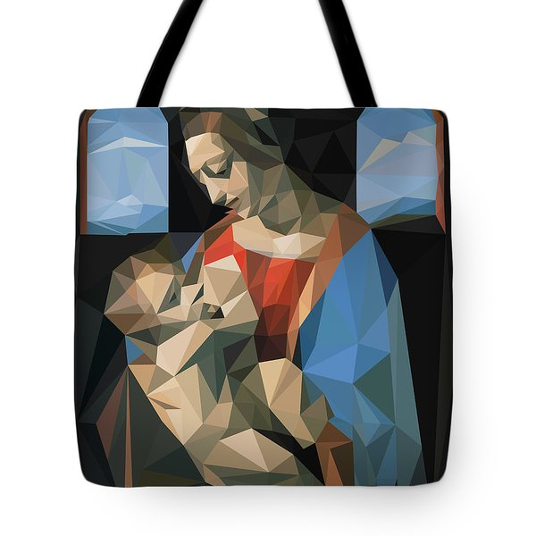 Madonna Litta Tote Bag