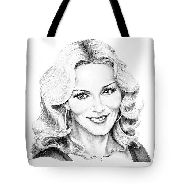 Madonna Tote Bag by Murphy Elliott