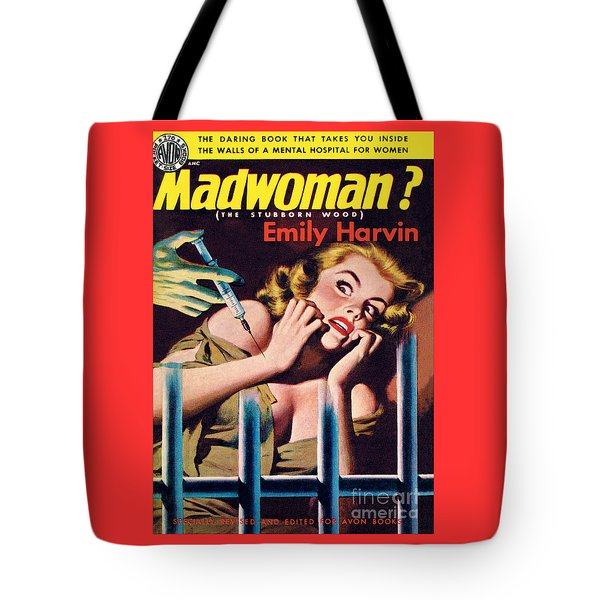 Madwoman? Tote Bag