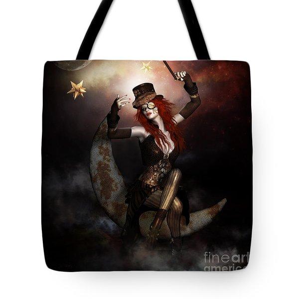 Maestro Steampunk Tote Bag