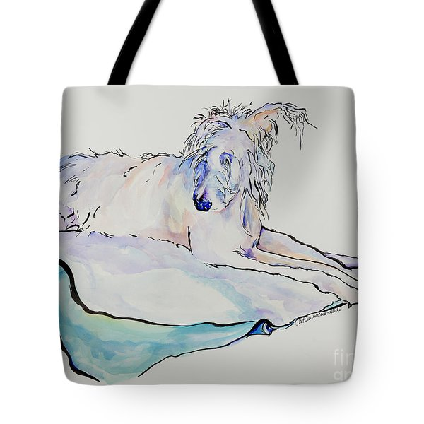 Maevis Tote Bag by Pat Saunders-White