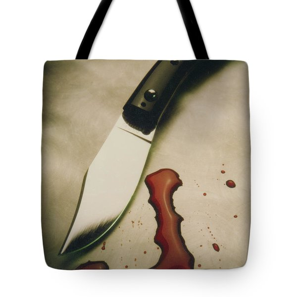 Tote Bag featuring the photograph Maffia by Hans Janssen