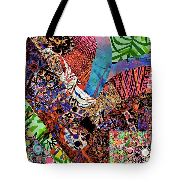 Magazine Art Tote Bag