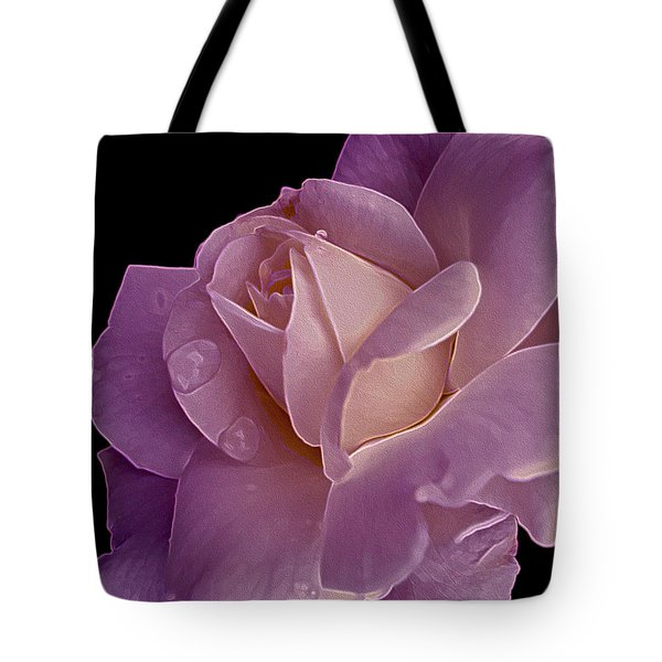 Magenta Queen 8  Tote Bag