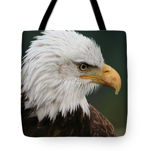Magestic Eagle Tote Bag
