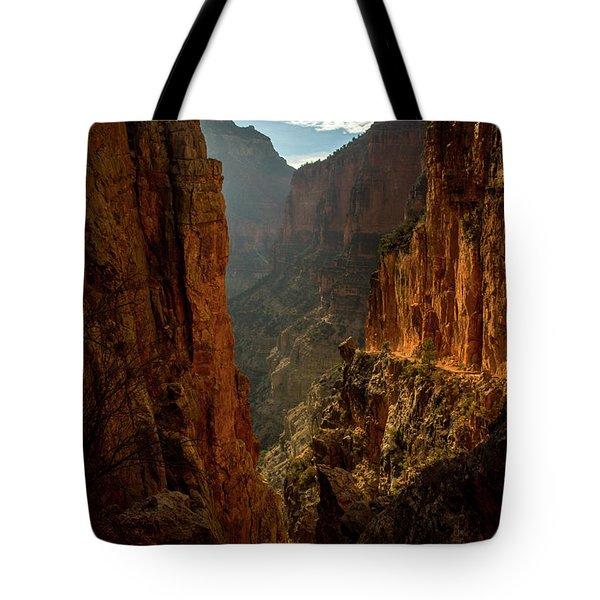 Magestic View Tote Bag