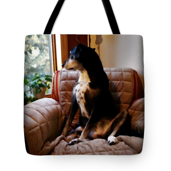 Maggie's Spot Tote Bag