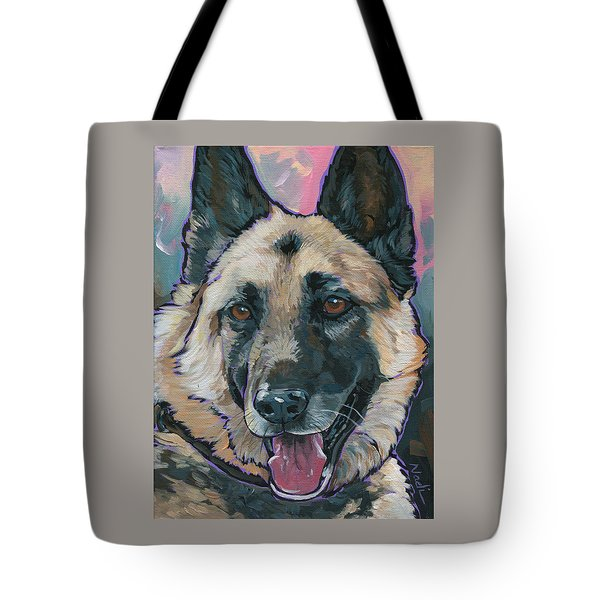 Maggie Tote Bag by Nadi Spencer