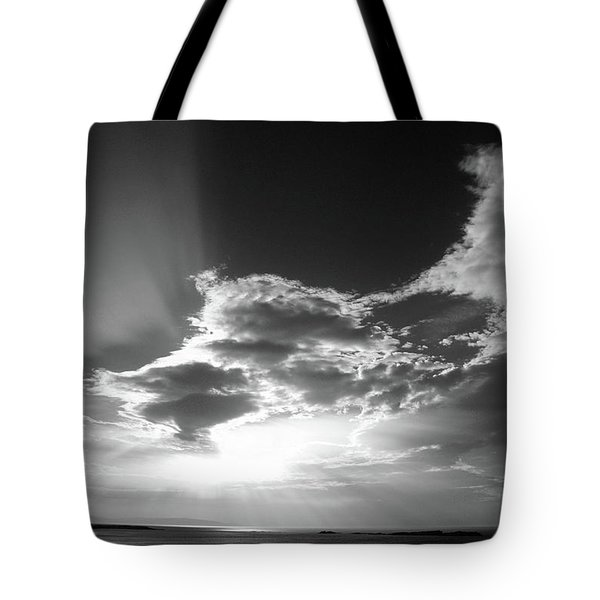 Magheracross Sunset Tote Bag