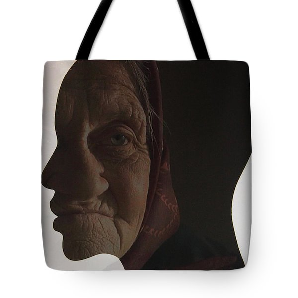 Magi Was A Boy Tote Bag by Danica Radman