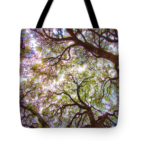 Magic Canopy Tote Bag
