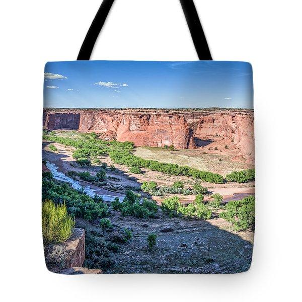 Magic Canyons Tote Bag