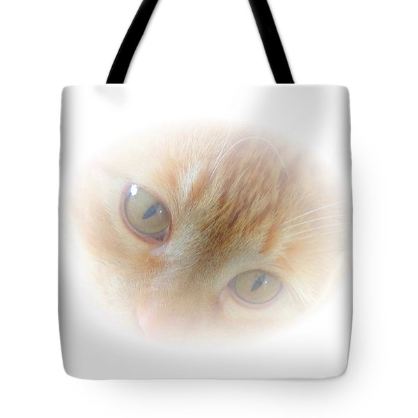 Magic Eyes Tote Bag