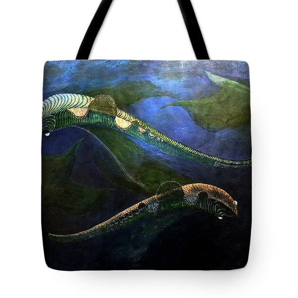 Magic Fish Tote Bag