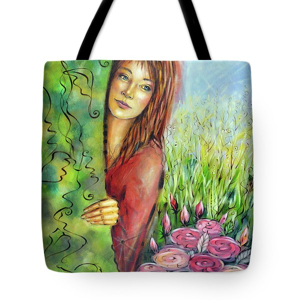 Magic Garden 021108 Tote Bag